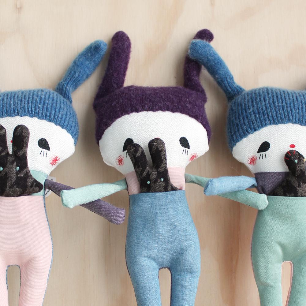 poupées de Pâques