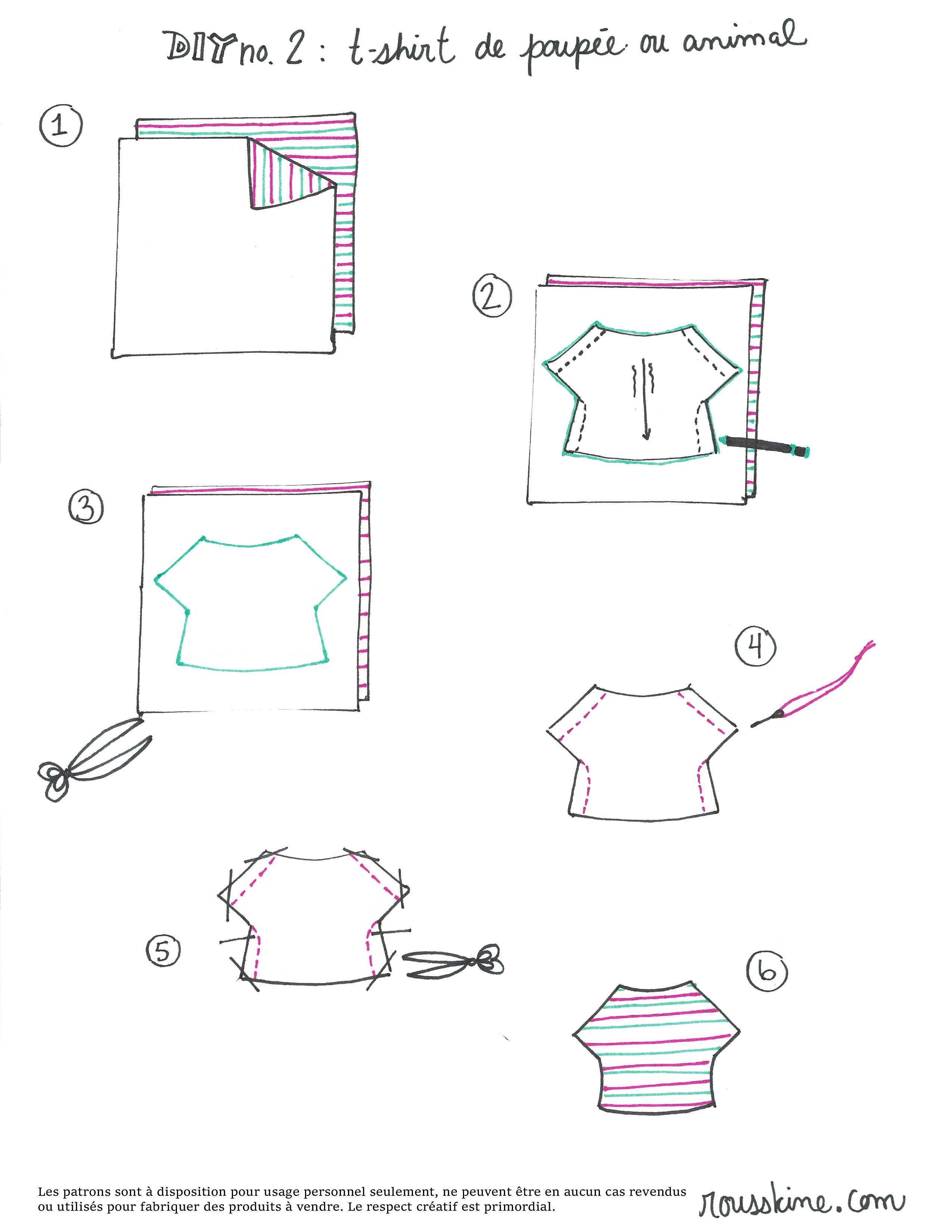 instruction-tshirt-rousskine